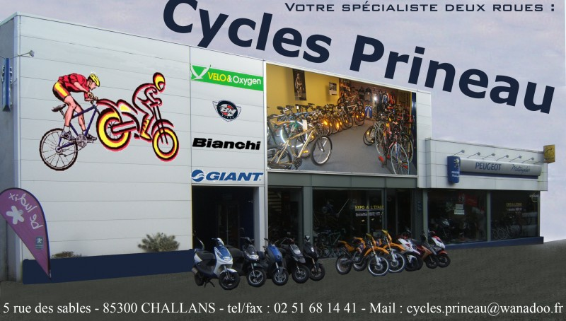 Photo des Cycles Prineau
